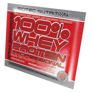 SCITEC NUTRITION - 100% Whey Protein Professional 30g