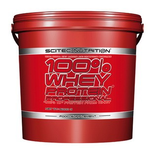 SCITEC NUTRITION - 100% Whey Protein Professional 5000g
