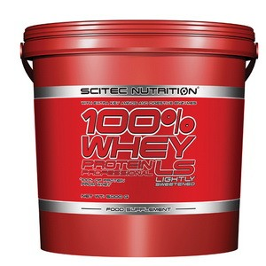 SCITEC NUTRITION - 100% Whey Protein Professional LS 5000g