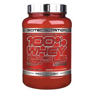 SCITEC NUTRITION - 100% Whey Protein Professional LS 920g