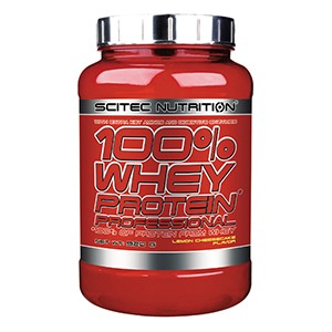 SCITEC NUTRITION - 100% Whey Protein Professional 920g