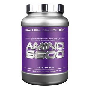 SCITEC NUTRITION - Amino 5600 1000tbl