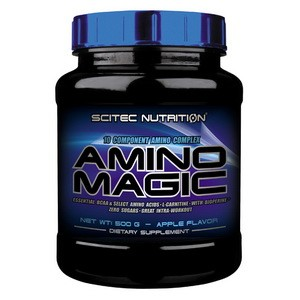SCITEC NUTRITION - Amino Magic 500g