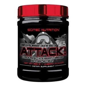 SCITEC NUTRITION - Attack! 2.0 320g