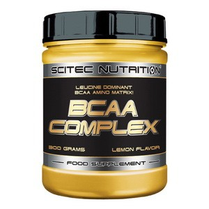 SCITEC NUTRITION - BCAA Complex 300g