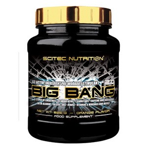 SCITEC NUTRITION - Big Bang 2.0 825g