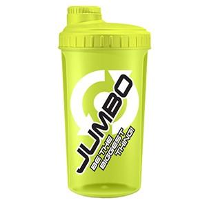 Shaker Scitec Nutrition Jumbo zelený 700ml - profesionálny šejker 700ml na závit s kónickým sitkom vo vnútri, ktoré pomáha dokonale rozmiešať nápoje, najmä proteinové či sacharidové.