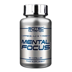 SCITEC NUTRITION - Mental Focus 90kps