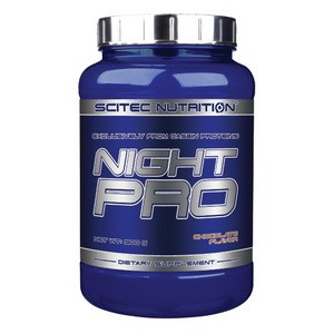 SCITEC NUTRITION - Night Pro 900g