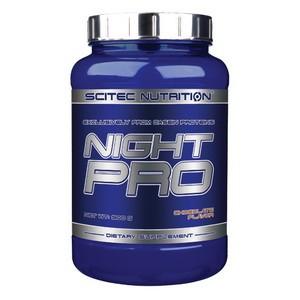 SCITEC NUTRITION - Night Pro 900g