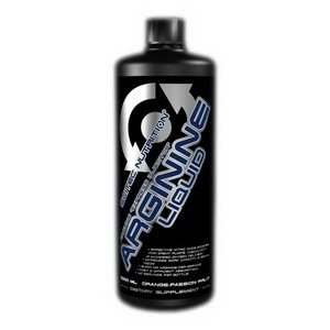 SCITEC NUTRITION - Arginine Liquid 1000 ml
