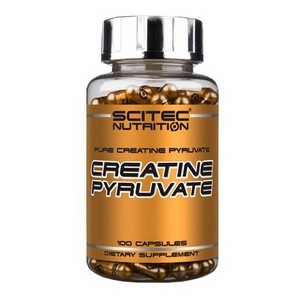SCITEC NUTRITION - Creatine Pyruvate 100kps
