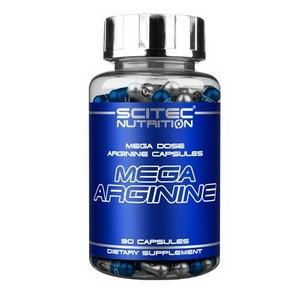 SCITEC NUTRITION - Mega Arginine 90kps