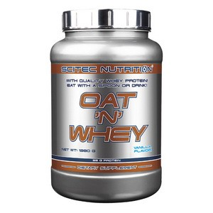 SCITEC NUTRITION - Oat 'n' Whey 1380g