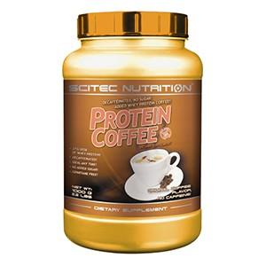SCITEC NUTRITION - Protein coffe - so sladidlom, bez kofeínu 1000g