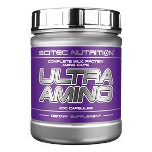 SCITEC NUTRITION - Ultra Amino 200kps