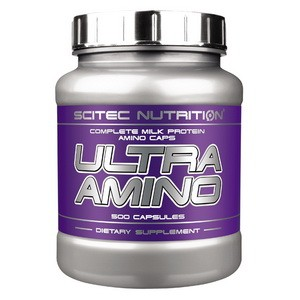 SCITEC NUTRITION - Ultra Amino 500kps