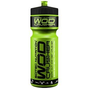 SCITEC NUTRITION - Športová fľaša WOD CRUSHER zelená 700ml