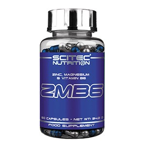 SCITEC NUTRITION - ZMB6 60kps