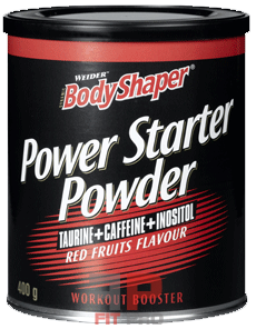 WEIDER'S BODY SHAPER - POWER STARTER POWDER