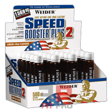 WEIDER - SPEED BOOSTER PLUS II
