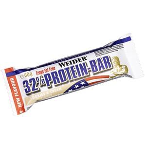Weider - 32% Protein Bar 60 g - proteínová tyčinka