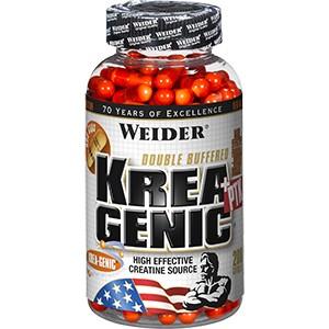 WEIDER - KREA-GENIC + PTK 208 kps - Nová generácia kreatínu s vylepšeným transportným systémom