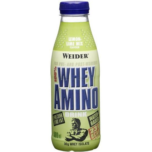 WEIDER - 100% Whey Amino Drink 500ml