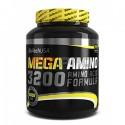 BioTech USA - Mega Amino 3200 500tbl