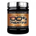 SCITEC NUTRITION - 100% Creatine 300g
