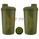 Shaker Scitec Nutrition Muscle Army Woodland zelený 700ml