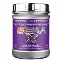 SCITEC NUTRITION - BCAA-X 330 kps