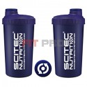Shaker Scitec Nutrition modrý 700ml