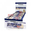 Weider - 32% Protein Bar 24 x 60 g - proteínová tyčinka