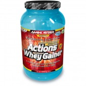 AMINOSTAR - ACTIONS WHEY GAINER, 4500g