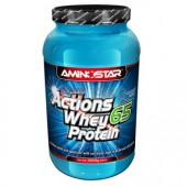AMINOSTAR - Whey Protein Actions 65 1000g