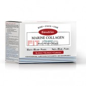 Kolagén na pleť Bionutrian Marine Collagen 180kps - kapsuly prírodného morského kolagénu obsahujú prémiový hydrolyzovaný rybí kolagén, ktorý je vysoko bioaktívny, určený pre starostlivosť o pokožku a pre celkovú krásu.