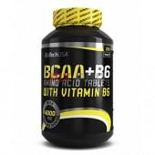 BioTech USA - BCAA+B6 200tbl