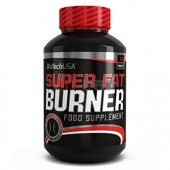 BioTech USA - Super Fat Burner 120tbl