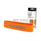 Slučka BLACKROLL Loop Band oranžová - stupeň 2 - slabá