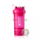 Blender Bottle ProStak 650 ml (Shaker) Pink - šejker ružový