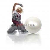Fitlopta Fit-Ball 65cm perleťová - medicínsky testovaná fitlopta novej generácie na cvičenie, rehabilitáciu a dynamické sedenie.