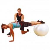 Fitlopta Fit-Ball 75cm perleťová - medicínsky testovaná fitlopta novej generácie na cvičenie, rehabilitáciu a dynamické sedenie.