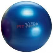 Fitlopta Gymnic Classic Plus 65cm modrá - medicínsky testovaná fitlopta novej generácie na cvičenie, rehabilitáciu a dynamické sedenie.