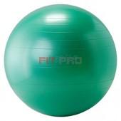 Fitlopta Gymnic Plus 75cm zelená - medicínsky testovaná fitlopta novej generácie na cvičenie, rehabilitáciu a dynamické sedenie.