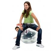 Ledraplastic - Opti Ball 75cm priehľadná