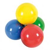 Loptička Freeball 12,5cm - malé loptičky na hranie, ktoré sa ľahko držia. Dostupné v 4 veľkostiach a 4 farbách. Rehabilitační odborníci odporúčajú cvičenia s malými loptičkami pre správny vývoj jemnej motoriky ruky.
