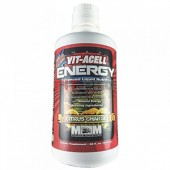 Max Muscle Vit-Acell Energy 960 ml je tekutý koncentrát s vysokou nutričnou hodnotou. Poskytuje prirodzenú energiu, ktorú môžete cítiť celé hodiny.