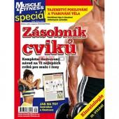 Muscle&Fitness špeciál - Zásobník cvikov (Kineziológia) - Kompletný ilustrovaný sprievodca posilňovacími cvikmi roky uvádzanými v populárnej rubrike mesačníka Muscle & Fitness.