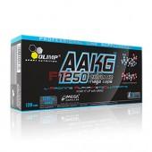 Olimp - AAKG 1250 Extreme Mega Caps 120kps - Arginín Alfa-Ketoglutarát megakapsuly